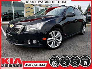 Used 2012 Chevrolet Cruze LT RS TURBO for sale in St-Hyacinthe, QC