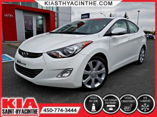Used 2013 Hyundai Elantra for sale in St-Hyacinthe, QC
