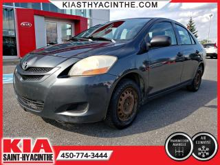 Used 2007 Toyota Yaris ** AIR CLIMATISÉ for sale in St-Hyacinthe, QC