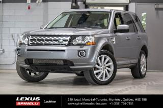 Used 2014 Land Rover LR2 SE AWD; CUIR TOIT AIDE STATIONNEMENT 2 SET MAGS TOIT-OUVRANT - SIÈGES CHAUFFANTS - VOLANT CHAUFFANT - AIDE AU STATIONNEMENT - MAGS ÉTÉ + HIVER for sale in Lachine, QC