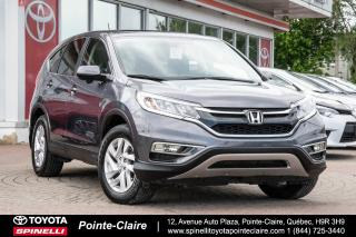Used 2016 Honda CR-V EX MAGS, TOIT, GROUPE ÉLECTRIQUE for sale in Pointe-Claire, QC