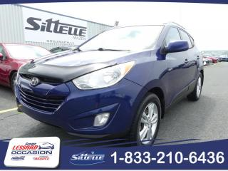 Used 2010 Hyundai Tucson GLS / AWD / SIEGES CHAUFFANTS! for sale in St-Georges, QC