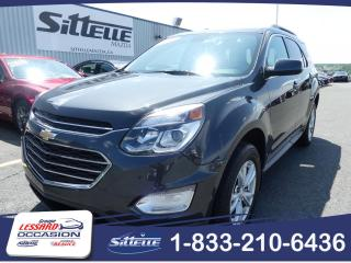 Used 2017 Chevrolet Equinox for sale in St-Georges, QC