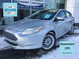 Used 2015 Ford Focus GPS TOUT EQUIPÉ CERTIFIÉ FORD TAUX A 2.9 for sale in St-Georges, QC