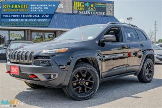 Used 2017 Jeep Cherokee Trailhawk for sale in Guelph, ON
