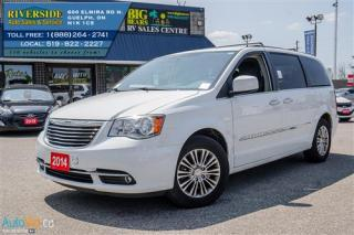 Used 2014 Chrysler Town & Country Touring-L for sale in Guelph, ON