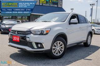 Used 2018 Mitsubishi RVR SE for sale in Guelph, ON