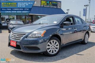 Used 2015 Nissan Sentra S for sale in Guelph, ON