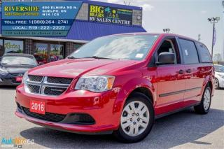 Used 2016 Dodge Grand Caravan SE for sale in Guelph, ON