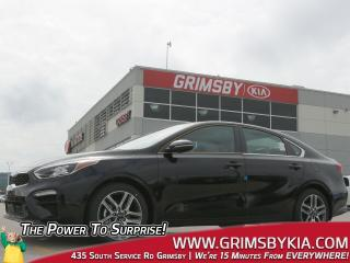 New 2020 Kia Forte EX+ for sale in Grimsby, ON