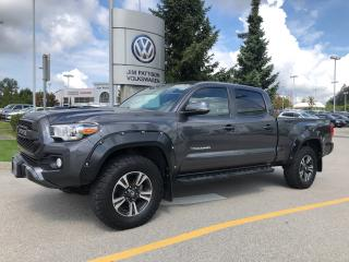 Used 2016 Toyota Tacoma 4x4 Double Cab V6 Limited 6A for sale in Surrey, BC