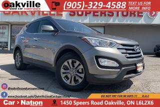 Used 2013 Hyundai Santa Fe Sport 2.0T SE AWD | HTD SEATS | BLUETOOTH | CRUISE for sale in Oakville, ON