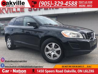Used 2011 Volvo XC60 3.2 | LEATHER | SUNROOF | B/U CAM | HTD SEATS for sale in Oakville, ON