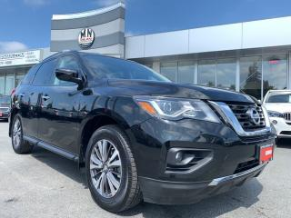 Used 2019 Nissan Pathfinder SV AWD TECH NAVI REAR CAMERA 7-PASSANGER for sale in Langley, BC
