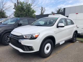 New 2019 Mitsubishi RVR ES for sale in Mississauga, ON