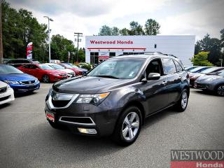 Used 2011 Acura MDX Tech for sale in Port Moody, BC