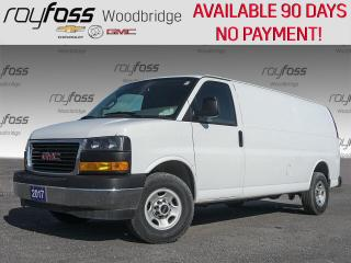 Used 2017 GMC Savana 2500 BACKUP CAM for sale in Woodbridge, ON