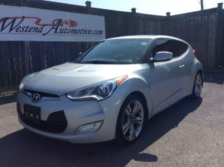 Used 2014 Hyundai Veloster w/Tech for sale in Stittsville, ON