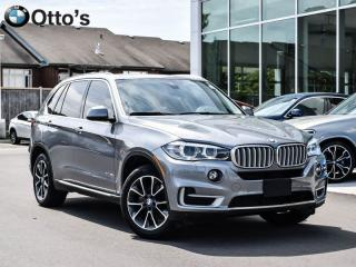 Used 2016 BMW X5 xDrive35d DIESEL, NAV, PANO ROOF for sale in Ottawa, ON