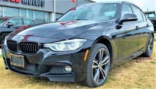 Used 2016 BMW 328xi M SPORT PKG|PUSH START|HEATED SEATS|SUNROOF| for sale in Brampton, ON