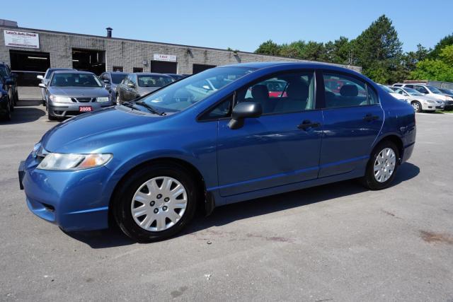 2010 Honda Civic DX-G SEDAN AUTO CERTIFIED 2YR WARRANTY 2010 Honda Civic DX-G SEDAN AUTO CERTIFIED 2YR WARRANTY