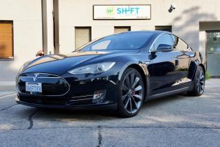 Used 2014 Tesla Model S P85D FULLY LOADED, CPO WARRANTY for sale in Burlington, ON