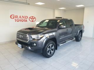 Used 2016 Toyota Tacoma SR5 Doublecab TRD Sport V6 for sale in Grand Falls-Windsor, NL