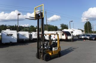 Used 2000 TCM FG10N17 2 Stage Propane Forklift for sale in Burnaby, BC