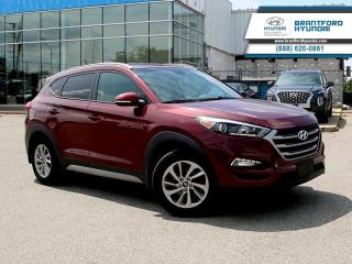 Used 2017 Hyundai Tucson Premium  - Bluetooth -  Heated Seats - $144 B/W for sale in Brantford, ON