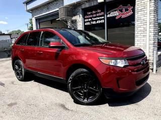 Used 2013 Ford Edge 4 portes SEL, Traction intégrale NAVIGAT for sale in Longueuil, QC