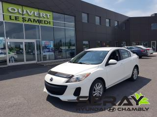 Used 2012 Mazda MAZDA3 Gs-Sky A6 , Mags for sale in Chambly, QC
