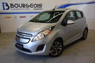 Used 2015 Chevrolet Spark EV *** charge rapide, 100% électrique, 1SB, CBT *** for sale in Rawdon, QC