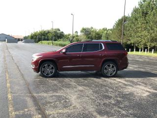 Used 2018 GMC Acadia Denali AWD for sale in Cayuga, ON