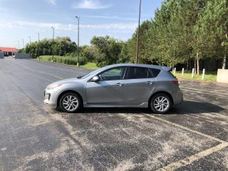 Used 2013 Mazda MAZDA3 GS HATCHBACK FWD for sale in Cayuga, ON
