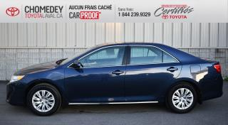 Used 2014 Toyota Camry LE, ** SEULEMENT 53 357 KM ** for sale in Laval, QC