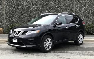 Used 2015 Nissan Rogue S FWD CVT for sale in Vancouver, BC