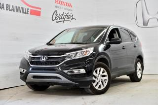 Used 2016 Honda CR-V EX AWD for sale in Blainville, QC