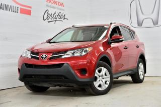 Used 2013 Toyota RAV4 LE AWD for sale in Blainville, QC