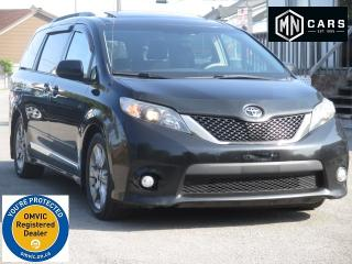 Used 2012 Toyota Sienna SE >8seats >SUNROOF>BLUETOOTH for sale in Ottawa, ON