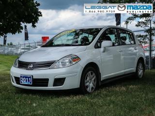Used 2011 Nissan Versa 1.8 SL for sale in Burlington, ON