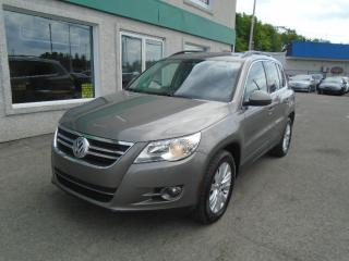 Used 2010 Volkswagen Tiguan 4 portes Highline 4Motion, boîte automat for sale in St-Jérôme, QC