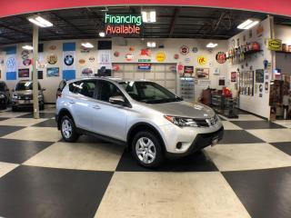 Used 2015 Toyota RAV4 LE AUT0MATIC A/C AWD H/SEATS CRUISE BLUETOOTH 107K for sale in North York, ON