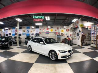 Used 2016 BMW 3 Series 320I XDRIVE SPORT   NAVI PKG AUT0 SUNROOF for sale in North York, ON