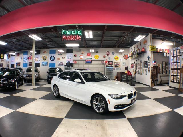 2016 BMW 3 Series 320I XDRIVE SPORT   NAVI PKG AUT0 SUNROOF 85K