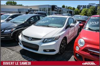 Used 2013 Honda Civic EX - Mags - Air clim - Groupe electrique - for sale in Ile-des-Soeurs, QC