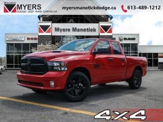 New 2019 RAM 1500 Classic - $216 B/W for sale in Ottawa, ON