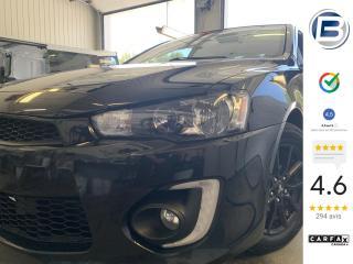Used 2017 Mitsubishi Lancer Se Black Edition for sale in St-Hyacinthe, QC