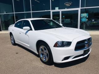 Used 2014 Dodge Charger SXT, Remote Start, Heated Seats for sale in Ingersoll, ON