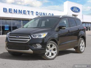 Used 2019 Ford Escape Titanium for sale in Regina, SK