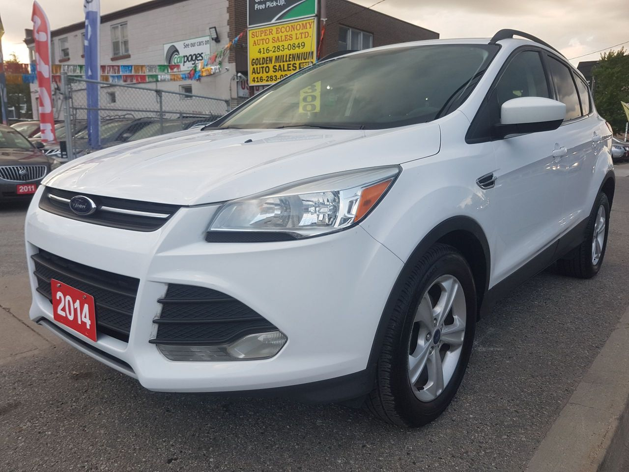 2014 Ford Escape | Super Economy Auto Sales